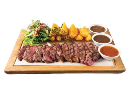 FAMILY SLICED STEAK (400G)