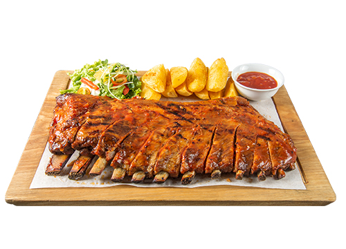 JUMBO RIBS (OUR SPECIALTY)